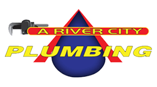 A River City Plumbing Logo