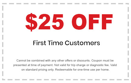 first time customers discount